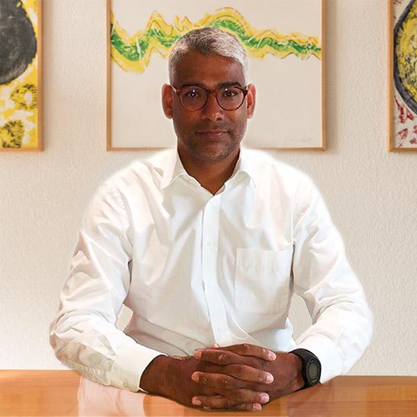 Omer Rehman, Chief Financial Officer