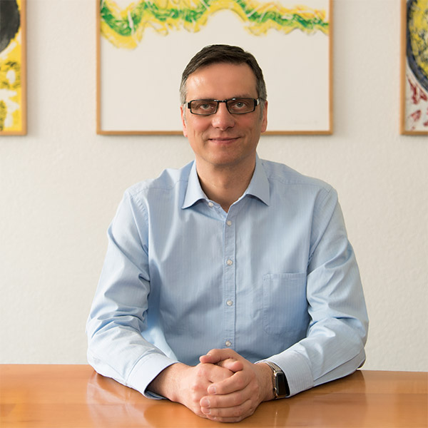 Stefan Köhler, Chief Technology Officer